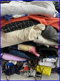 10 Kg Brand new With tags Wholesale Cream Ladies Clothes Mix Size And Brand