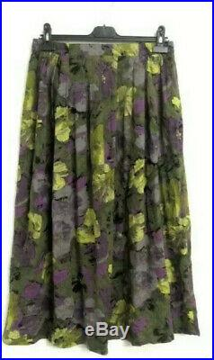 10 Vintage Pleated Skirts Grade A Women's Wholesale Clothing Job Lot