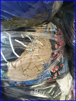 100kg GRADE A&A- LADIES MENS Second Hand Clothing WHOLESALE