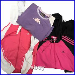 10kg WOMEN'S BRANDED CLOTHING, NIKE, ADIDAS, REEBOK, CHAMPION, WHOLESALE, JOBLOT