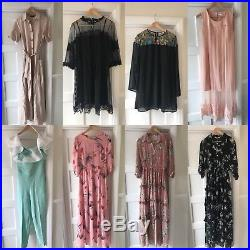 120 Ladies Dresses UK Sizes 8 to 14 Job Lot Shop Liquidation Wholesale