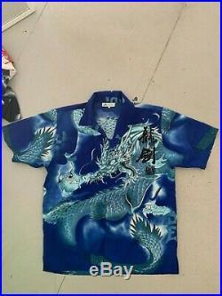15 X Vintage Dragon / Manga/ Flame Shirts Wholesale Bulk Job Lot