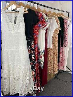20 100x WHOLESALE Women JOBLOT Dress Coats Tops CLOTHING Mixed BRANDS New Tags