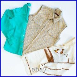 25KG Ladies Vintage Blouse Mix Bulk Buy Wholesale