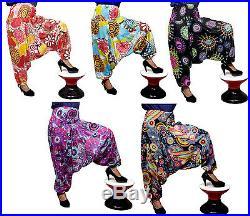 25Pcs Rayon Printed Harem pants women yoga trousers Alibaba Hobo Wholesale Lot