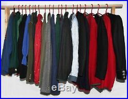 30 Bavarian Trachten Dirndl Tyrol Jackets Blazers Vintage Wholesale Joblot PICS