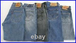 30 Items Grade A Wholesale Vintage Clothes Job Lot, Levi, Converse, Burberry etc