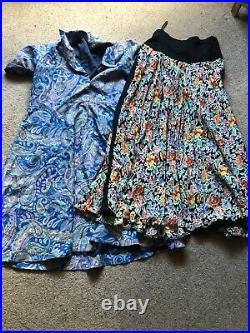 30+ VINTAGE WHOLESALE Dresses Skirts 40s 50s 60s 70s 80s Job Lot