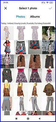 3000pc liquidation Wholesale BOUTIQUE dresses tops Skirts Tops jeans RRP£110000
