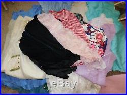 35 VINTAGE WHOLESALE Dresses 50s 60s 70s 80s Job Lot