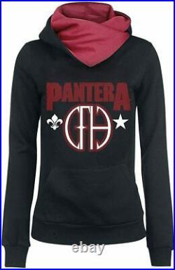 35x Pantera Official Womens Hoodies Job Lot Wholesale