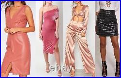 40x New WHOLESALE Women JOBLOT Skirts Dress Coats Tops CLOTHING Mixed BRANDS