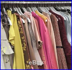 40x New WHOLESALE Women JOBLOT Skirts Dress Coats Tops CLOTHING SAMPLES UK