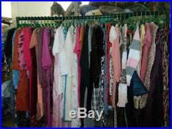 40x Wholesale Job lot Womans Vintage Dresses 80s 90s 00s Retro (AP31)
