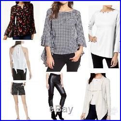 50 PCS NEW Wholesale LOT Women's Clothing- Major Brand Names Designers
