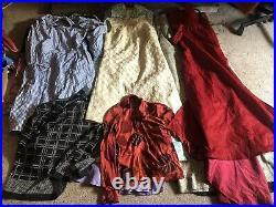 50+ VINTAGE WHOLESALE Dresses Blouses 40s 50s 60s 70s 80s Job Lot