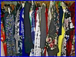 50 x DRESSES JOB LOT / WHOLESALE / BUNDLE