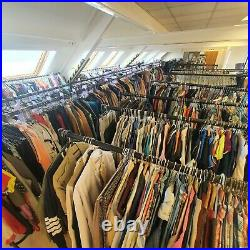 50KG Vintage Wholesale Job Lot Womens Clothing 70s 80s 90s