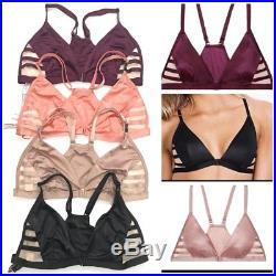 $940 Victoria's Secret Lot Bundle Wholesale 24 Unlined Bralette Bra Sz Medium