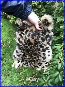 Antique Vintage Faux Synthetic Artificial Fur Bulk Job Lot Wholesale
