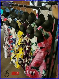 BOX OF 20 WHOLESALE Women JOBLOT Dress CLOTHING Mix BRANDED New Tags