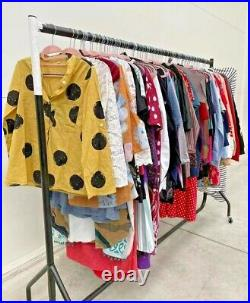 BOX OF 30-100 Mixed Unbranded NEW Womens Clothing Joblot Wholesale Clearance