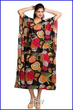 Bulk Lot Of 20 Pcs Assorted V-neck Kaftan Long Length Dress Kimono Wholesale