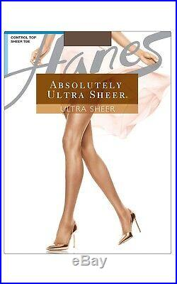 Bulk Wholesale 50 Piece Lot Of HANES and HUE Branded Opaque Tights and Pantyhose