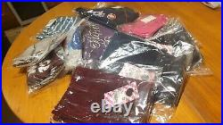 Childrens Clothing Job Lot Wholesale Mixed Sizes and Top Brands Bundle 50 pieces