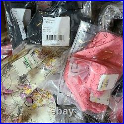 FREE PEOPLE Intimately WHOLESALE Womens Clothing Mixed Lot NWT