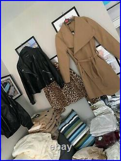 HUGE JOBLOT OF BRAND NEW CLOTHING over 100 pieces (cost £2000 wholesale)
