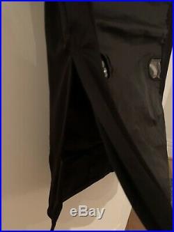 JOBLOT x9 SDL CYBER MAXI SKIRT GOTH STEAM PUNK RAVE BLACK ROCK LONG WHOLESALE