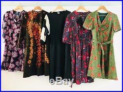 Job Lot #B Wholesale 60 x 50s 60s 70s 80s 90s Vintage Dresses A Grade