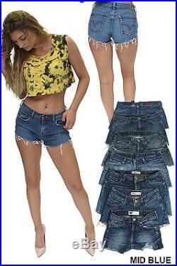 Job Lot Vintage Levis Low Waisted Shorts Grade A Wholesale X20 Pieces