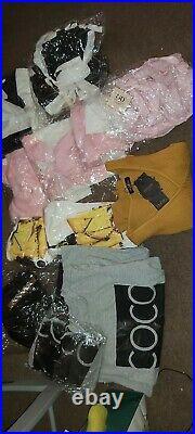 Job Lot Wholesale Bundle Mixed Women's Ladies Clothing all Brand new