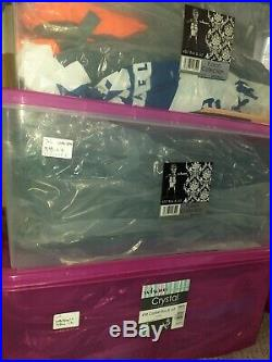 Job Lot Wholesale Womens MEN Clothing Approx. 600 Items Resell ADULT COLLECTABLE