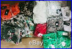 Joblot Womens Clothes Brand New With Tags Wholesale 43 Pieces Sizes 8-16 Dresses