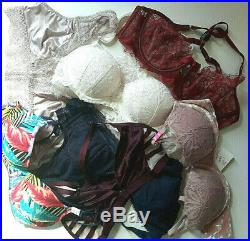 LOT of 30 Wholesale/Reseller New Victoria Secret 10 Bra +20 Panties+