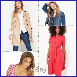 La Redoute Women's 2018 Season Wholesale Job Lot Clothes Bundle