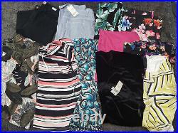 Large Job Lot/wholesale Ladies Clothing ALL BNWT or BNWOT Massive bundle X80 new