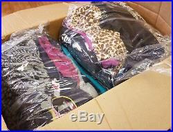Lot of 50pc Plus Size Womens Clothes Wholesale Resale Consignment Bulk Clothing