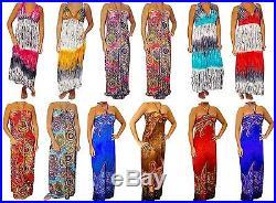 NEW Wholesale Lot 25 Mixed Dresses Tops Pants Leggings Jeans Apparel M Medium