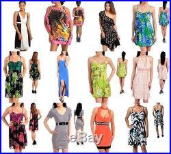 NEW Wholesale Lot 30 Women Dress Dresses Club Casual Sun Long Summer S M L