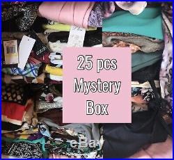NWT 25 Pcs Clothing Lot Wholesale Resell Poshmark Ebay Womens juniors brand name
