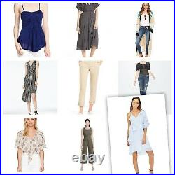 NWT 30 Pc Name Brand Mixed Lot Wholesale Womens Clothing Mixed Patterns Mix Sz