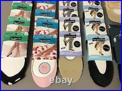 NWT Bulk Wholesale Lot 150 Pair No Nonsense & More Foot Liner Socks Mixed Lot