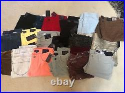 NWT NYDJ Not Your Daughters Jeans WHOLESALE LOT of 10 Pants Leggings Size 12P