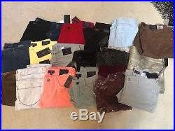 NWT NYDJ Not Your Daughters Jeans WHOLESALE LOT of 10 Pants Leggings Size 16P