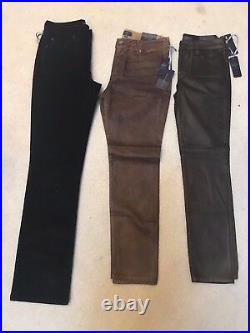 NWT NYDJ Not Your Daughters Jeans WHOLESALE LOT of 10 Pants Leggings Size 8P