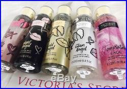 NWT VICTORIA'S SECRET 15 TOTAL Wholesale LOT 5 BODYSUITS 5 GLOSSES 5 PANTIES